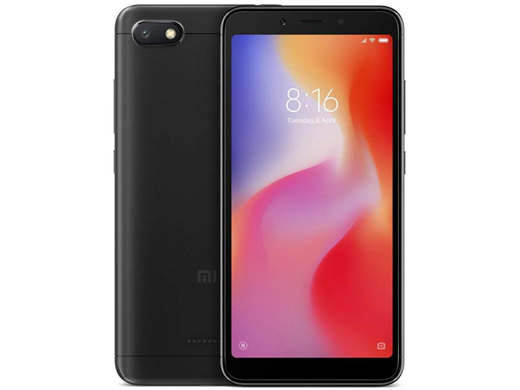 Xiaomi Redmi 6A 32GB   2GB Dual Sim - Black  RMi6ASD32GBK  Εικόνα 1 ... 18c49de947b