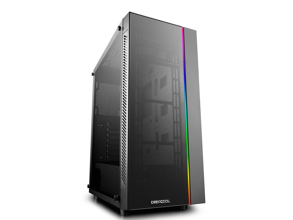 Deepcool Matrexx 55 ADD-RGB Windowed RGB Mid-Tower Case Tempered Glass