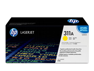 HP Color LaserJet Yellow Print Toner [Q2682A] Εικόνα 1