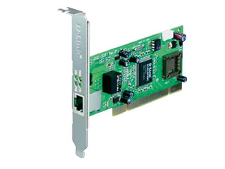 D-Link Gigabit Ethernet PCI Card + Low Profile Bracket [DGE-528T] Εικόνα 1
