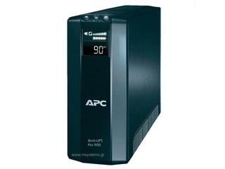APC Back-UPS Pro 900VA/540W LCD 230V [BR900G-GR] Εικόνα 1