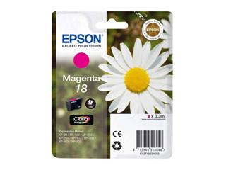 Epson T1803 Magenta [C13T18034010] Εικόνα 1