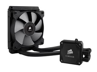 Corsair Hydro Series H60 High Performance Liquid CPU Cooler [CW-9060007-WW] Εικόνα 1