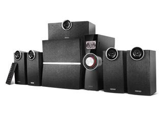 Edifier C6XD 5.1 Multimedia Speakers  Εικόνα 1