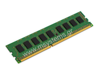 Kingston 4GB DDR3 1600MHz [KVR16N11S8/4] Εικόνα 1