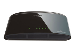 D-Link 5-port 10/100 Unmanaged Switch [DES-1005D] Εικόνα 1