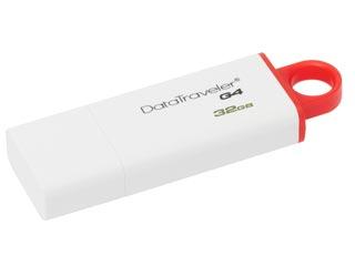 Kingston DataTraveler G4 - 3.0 USB Flash 32GB [DTIG4/32GB] Εικόνα 1