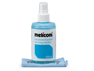 Meliconi Monitor Spray Cleaning Kit C-200 [621001] Εικόνα 1