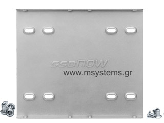 Kingston Hard Drive installation Kit 2.5¨ - 3.5¨ [SNA-BR2/35] Εικόνα 1