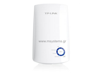 Tp-Link Universal Wireless-N Range Extender V5.0 [TL-WA850RE] Εικόνα 1