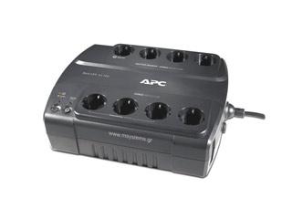 APC Power-Saving Back-UPS ES 8 Outlet 700VA/405W 230V [BE700G-GR] Εικόνα 1