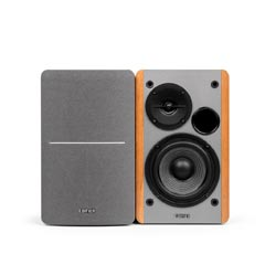 Edifier R1280T Studio Speakers - Grey&Brown Εικόνα 1