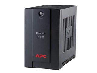 APC Back-UPS 500VA/300W AVR 230V [BX500CI] Εικόνα 1