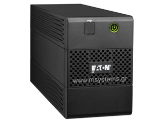 Eaton UPS 5E 850VA/480W USB DIN [5E850IUSBDIN] Εικόνα 1