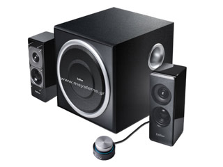 Edifier S330D 2.1 Multimedia Speakers  Εικόνα 1