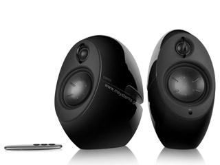Edifier e25 Luna Eclipse Bluetooth Speakers - Black Εικόνα 1