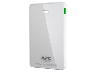 APC M10 Mobile Power Bank Charger - 10000mAh - White [M10WH-EC] Εικόνα 1
