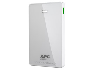 APC M5 Mobile Power Bank Charger - 5000mAh - White [M5WH-EC] Εικόνα 1