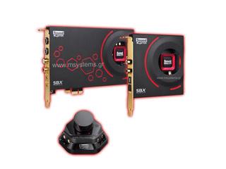 Creative Sound Blaster ZxR Pci Express [70SB151000001] Εικόνα 1