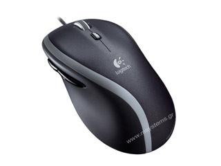 Logitech Mouse M500 Corded - Black/Grey [910-003726] Εικόνα 1