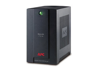APC Back-UPS 700VA/390W AVR 230V [BX700U-GR] Εικόνα 1