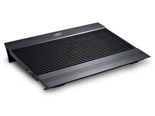 Deepcool Notebook Cooling Pad N8 - Black [DP-N24N-N8BK] Εικόνα 1