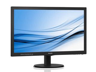 Philips V-Line 223V5LHSB 21.5¨ Wide LED  Εικόνα 1