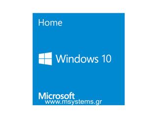 Microsoft DSP Windows 10 Home 32-bit English [KW9-00185] Εικόνα 1