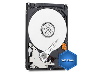 Western Digital 500GB Blue SATA III [WD5000LPCX] Εικόνα 1