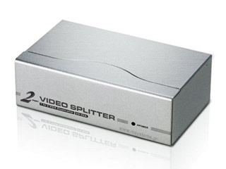Aten VGA Splitter 2 Port [VS92A] Εικόνα 1