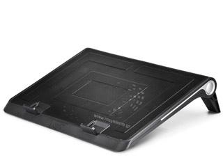 Deepcool Notebook Cooling Pad N180 FS - Black [DP-N123-N180FS] Εικόνα 1