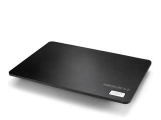 Deepcool Notebook Cooling Pad N1 - Black [DP-N112-N1BK] Εικόνα 1
