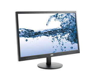 AOC E970SWN 18.5¨ Wide LED  Εικόνα 1