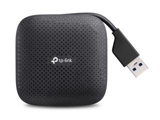 Tp-Link USB 3.0 4-Port Hub - Black V2.0 [UH400] Εικόνα 1