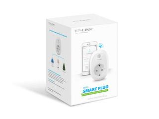 TP-Link Wi-Fi Home Smart Plug V1.0 [HS110] Εικόνα 1