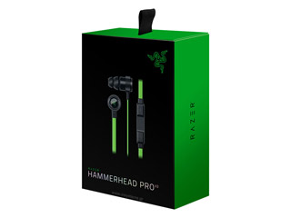 Razer Hammerhead Pro V2 In-Ear Music and Gaming Headphones [RZ04-01730100-R3G1] Εικόνα 1