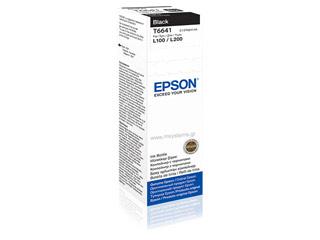 Epson T6641 Black [C13T66414A] Εικόνα 1