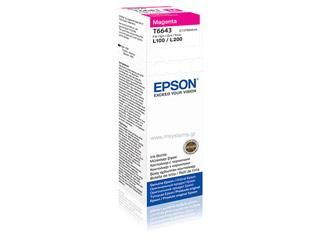 Epson T6643 Magenta [C13T66434A] Εικόνα 1