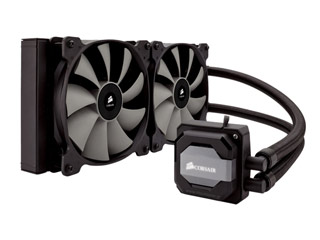 Corsair Hydro Series H110i Extreme Performance Liquid CPU Cooler [CW-9060026-WW] Εικόνα 1