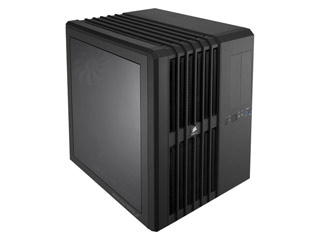 Corsair Carbide Series Air 540 High Airflow Mid-Tower Case + PSU 500W [CC-9011030-WW] Εικόνα 1
