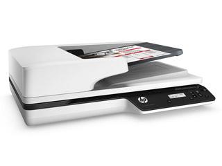 HP ScanJet Pro 3500 f1 Flatbed Scanner [L2741A] Εικόνα 1