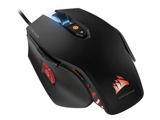 Corsair M65 Pro RGB FPS Optical Gaming Mouse Black [CH-9300011-EU] Εικόνα 1