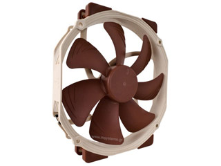 Noctua Fan NF-A15 PWM 140x150x25mm Εικόνα 1