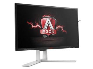 AOC AGON AG241QX QHD 23.8¨ Wide 144Hz - AMD FreeSync Εικόνα 1