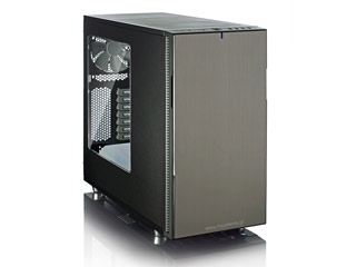 Fractal Design Define R5 Window - Titanium [FD-CA-DEF-R5-TI-W] Εικόνα 1