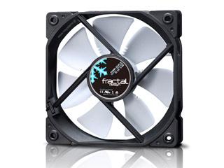 Fractal Design Fan Dynamic X2 GP-12 120mm - White [FD-FAN-DYN-X2-GP12-WT] Εικόνα 1