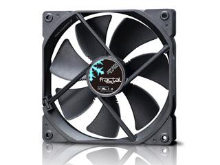 Fractal Design Fan Dynamic X2 GP-14 140mm - Black [FD-FAN-DYN-X2-GP14-BK] Εικόνα 1