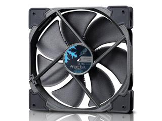 Fractal Design Fan Venturi HP-14 140mm - Black [FD-FAN-VENT-HP14-PWM-BK] Εικόνα 1