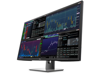 Dell P4317Q Ultra HD 42.5¨ 4K Multi-Client Wide LED IPS [210-AIDU] Εικόνα 1