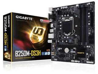 Gigabyte GA-B250M-DS3H Εικόνα 1